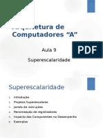 09-Processadores_Superescalares