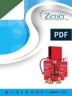 Zener - Fire Fighting Brochure