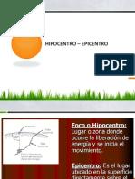 1.4 Hipocentro