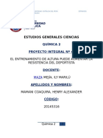 Cuarto Proyecto Integral
