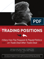 Trading Positions