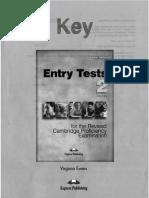CPE Entry test 2 Key.pdf