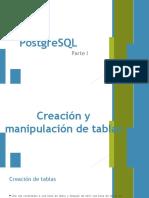 Exposicion PostgreSQL