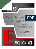 Seguridad Funcional y SIS
