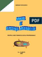 Manual de Rezistenta Materialelor
