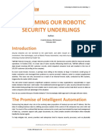 HfS PoV Welcoming Our Robotic Security Underlings