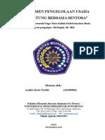Studi Kelayakan Bisnis (Ubs)