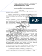 Feccoocyl 100513 Borrador Convenio Colectivo