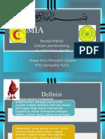 Referat ANEMIA Reyka