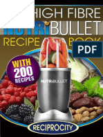 Pdf nutritionist nutribullet pocket