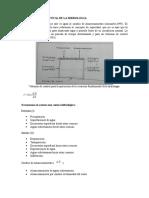 Ecuacion Fundamental de La Hidrologia