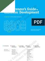Entrepreneur's Guide to Customer Development