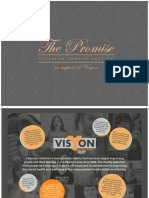 The Promise Auction - November 19th 2016 in aid of Visyon