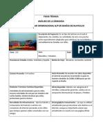 Demanda de Huatulco
