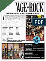 vintage rock media 2015
