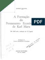 Ernest Mandel - A formação do pensamento econômico de Karl Marx.pdf