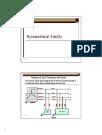 _Symmetrical Faults.pdf