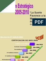 Ejemplo PDEI Universidad