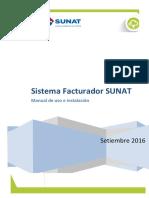 INSTRUCTIVO FACTURADOR SUNAT