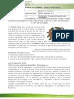 Guía 17 Agosto Organización Politica Mayas 4 Básico