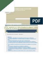 Espace de Documentation Statutaire CDG 77 PPCR