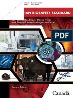 Canadian Biosafety Standard-Eng