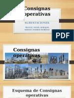 Consignas Operativas. Expo