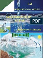 AguatratPPT-2012