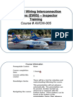 EWIS - Inspection