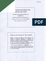 SISTEMAS ELÉCTRICOS DE POTENCIA-SISTEMA EN POR UNIDAD –FIEE-UNCP