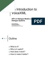 Art Voicexml