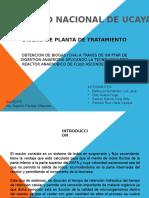 Diseño de Planta - Trabajo Final
