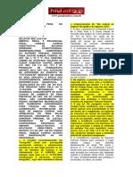 STF e STJ- Critérios de Aplicação de Pena I