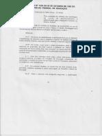 Resolução 12 de 83 Fixa Condições de Validade Dos Certificados de Cursos de Aperfeiçoamento e Especialização Para o Magistério Superior