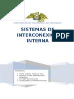 Sistema de Interconexion Interna
