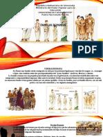 Presentación Familia Romana