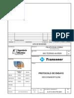 Protocolo Seccionador 5L03A