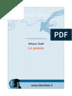 Le Poesie - Arturo Graf