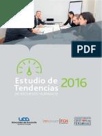 Estudio 2016 - Tendencias de Recursos Humanos