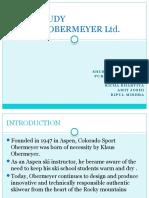 Case 4 Obermeyer