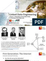 1.1 the Story of the Web So Far - Linked Data
