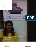 Grameen Koota Hippocampus Education Centres Project Report