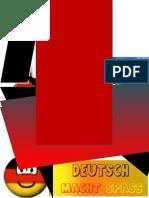 Cover Buku Bahasa Jerman