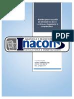 INACONS - Presentacion