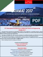 First Call BraMat2017