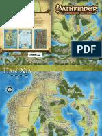 Jade Regent Poster Map Folio