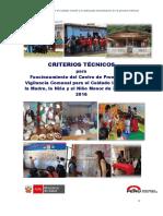 Criterios Tecnicos Funcionam Cpvc - 2016