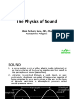 Audio Fundamentals by Mark Yulo Audio Trainings