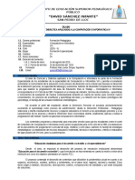 Sílabo 2015 II Dsi Curriculo y Didactica IV