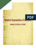 Capa Relatório